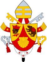Личный герб Бенедикта XVI