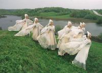 Среди участников фестиваля и фольклорные коллективы (Фото: рполе.рф)
