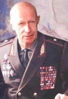"""Генерал-майор Дроздов Юрий Иванович - один из создателей """"Вымпела"""""""