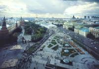 Манежная площадь в Москве (Фото: www.tsereteli.ru)