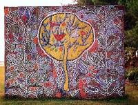 Мозаичные композиции в курортном комплексе в Пицунде (Фото: www.tsereteli.ru)