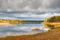 Девственные леса и таежные реки — природное богатство Коми  (Фото: lexan, Shutterstock)