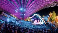 Главная сцена фестиваля – Летний амфитеатр