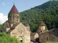 Монастырь Агарцин (Фото: ru.wikipedia.org)