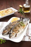 Рыбные блюда в этот день традиционно украшали стол (Фото: eskymaks, Shutterstock)