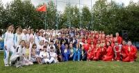 А еще «Жемчужины России» - это прекрасные представительницы российского парашютного спорта (Фото: sky-pearl.ru)