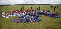 В основе рекорда лежит слаженная командная работа и сложнейшая техническая операция, требующая тщательной подготовки (Фото: sky-pearl.ru)