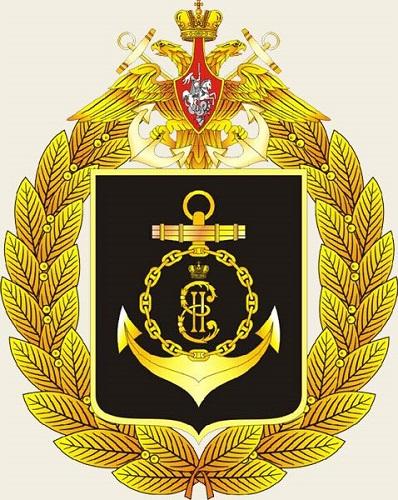 Эмблема Черноморского флота ВМФ России