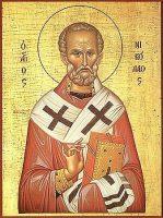 Святитель Николай - самый почитаемый русским народом Святой