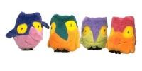 Талисман XVIII зимних Игр — совы «Сукки, Нокки, Лекки и Цукки»