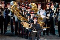 Главное событие фестиваля – парад военно-оркестровых коллективов (Фото: kremlin-military-tattoo.ru)
