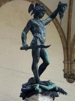 «Персей» (Флоренция, Лоджия деи Ланци)