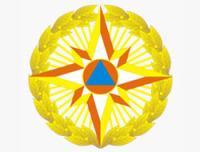 Эмблема МЧС Азербайджана