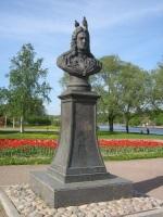 Памятник Александру Меншикову