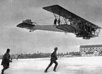 Бомбардировщик «Илья Муромец» - пионер дальней авиации России