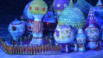 Театрализованное представление (Фото: РИА Новости)
