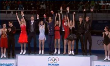 Команда России (Фото: sochi2014.com)