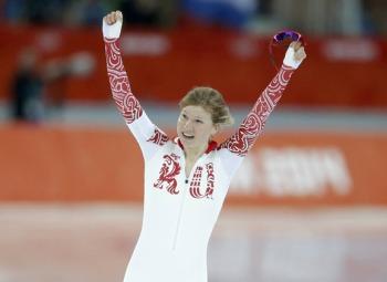 Ольга Фаткулина - третья Ольга, принесшая медаль России! (Фото: РИА Новости)