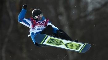 Завершился розыгрыш медалей в сноуборде - женском первенстве по хафпайпу (Фото: РИА Новости)