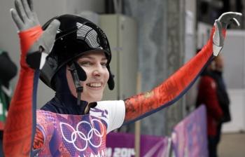 Елена Никитина принесла нашей команде бронзовую медаль! (Фото: ИТАР-ТАСС)