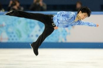 Золото в фигурном катании у мужчин завоевал японец Юдзуру Ханю (Фото: sport-express.ru)
