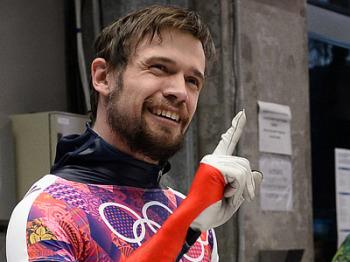 Александр Третьяков - олимпийский чемпион! (Фото: Getty Images)