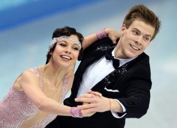 Российские фигуристы Елена Ильиных и Никита Кацалапов - третьи в короткой программе (Фото: rg.ru)