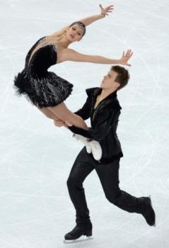 Елена Ильиных и Никита Кацалапов - бронзовые призеры в танцах на льду! (Фото: rg.ru)