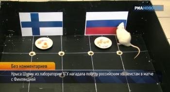 Шурик уверен - победу одержит Россия! (Фото: РИА Новости)