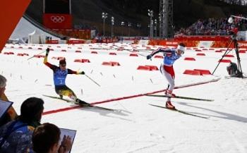 В лыжном двоеборье золото завоевала сборная Норвегии (Фото: rg.ru)