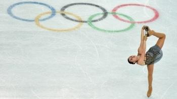 Обладательницей золотой медали стала наша Аделина Сотникова (Фото: РИА Новости)
