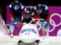 Первое золото в четвёрках за всю историю советского и российского спорта (Фото: sochi2014.com)