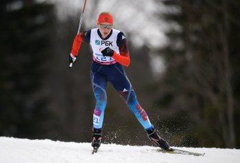 Алёна Кауфман - Паралимпийская чемпионка по биатлону! (Фото:photo-sochi2014.rsport.ru)