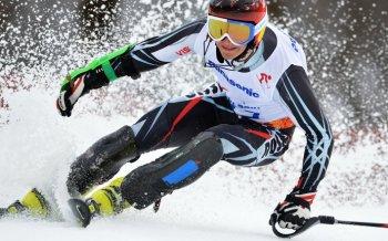 Алексей Бугаев принёс России золотую медаль в слаломе (Фото: РИА Новости)