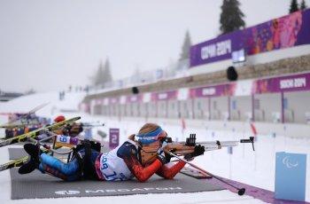 Светлана Коновалова завоевала золото в гонке на 12,5 км (Фото: РИА Новости)