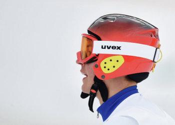 Алексей Бугаев - паралимпийский чемпион в супер-комбинации (Фото: РИА Новости)