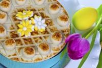 Simnel cake (Фото: Debu55y, Shutterstock)