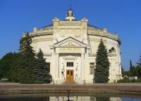 Здание панорамы «Оборона Севастополя»