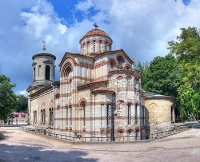 Храм усекновения главы Иоанна Предтечи. 10 век