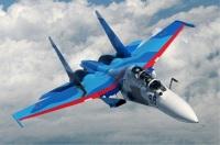 Истребитель СУ-30МКИ - один из экспортных образцов российского вооружения
