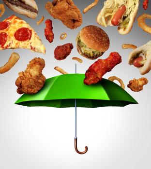 Защитите себя от вредных продуктов! Фото: Shutterstock