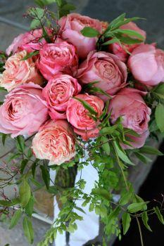 """Букет невесты """"Романтика"""" (Фото: цветаевадизайн.рф)"""
