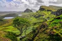 Самая характерная черта праздника 1 августа у шотландцев — сборища на вершинах гор всей или даже нескольких сельских общин (Фото: Martin M303, Shutterstock)