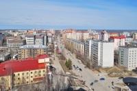 Сыктывкар - столица Республики Коми (Фото: Estea, Shutterstock)