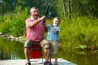 На рыбалку с удовольствием! (Фото: Pressmaster, Shutterstock)