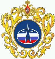 Большая эмблема Космических войск ВС России