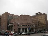 Здание Центросоюза в Москве - один из проектов Ле Корбюзье (Фото: ru.wikipedia.org)