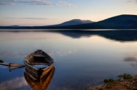 Нугушское водохранилище (Фото: Oleg Menkov, Shutterstock)