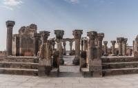 Развалины храма Звартноц в Ереване, 7 век (Фото: Marc Venema, Shutterstock)