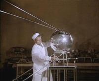 Первый в мире искусственный спутник Земли (СССР, 1957 год)